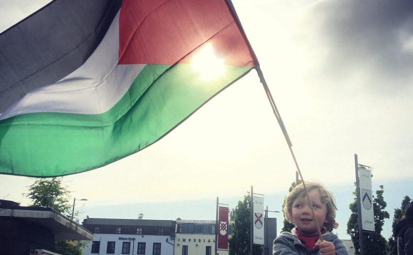 Can Ireland support Palestine?