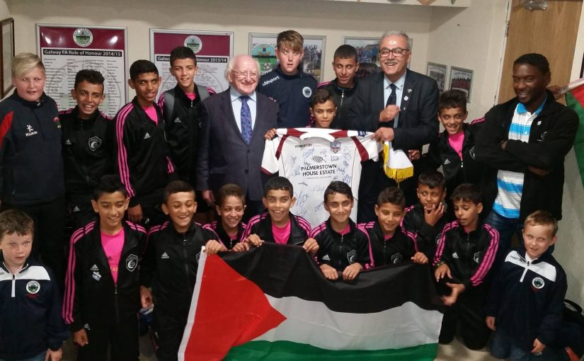 Why stand up for the Gaza boys?